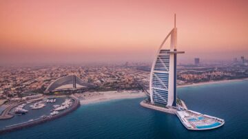 Burj-Al-Arab-Jumeirah-The-Terrace-Twin-Aerial-Pink
